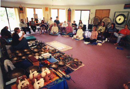 Sacred Sound Retreat