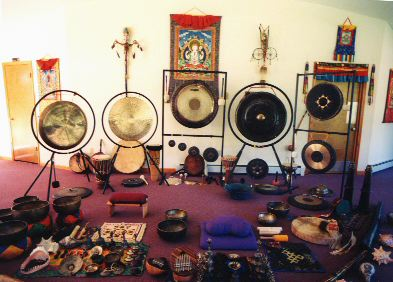 'Sound Tools' from all the world's traditions
