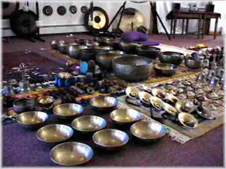 Sound Tools from all the world's traditions