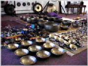 Sacred Sound Tools from around the world