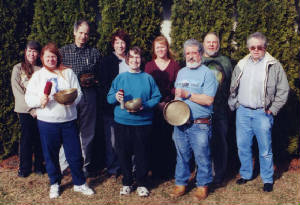 Level 3 Master Class with Himalayan Singing Bowls