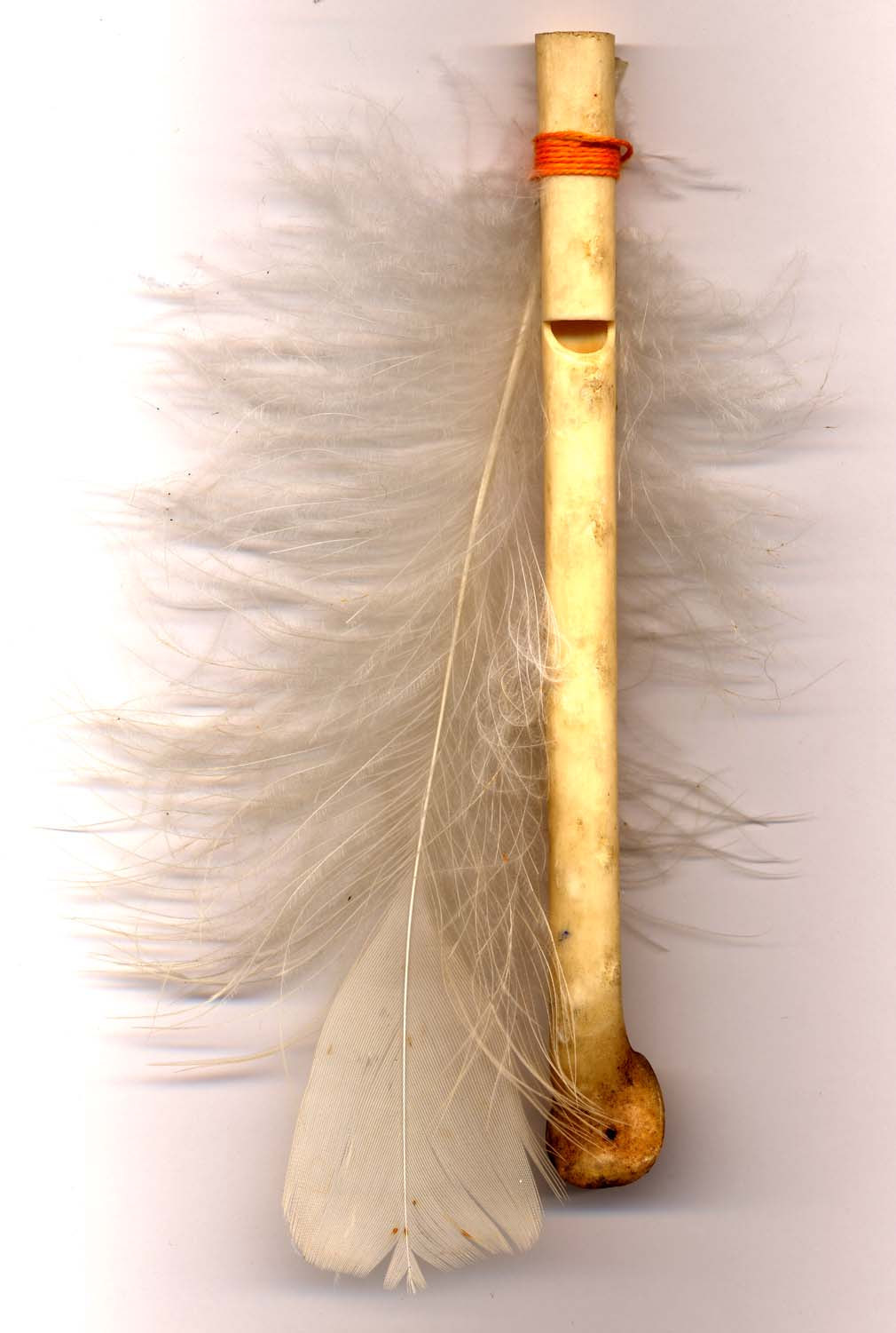 Eagle Bone Whistle